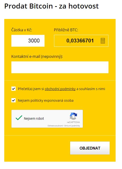 bitcoin nakup